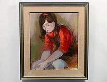 RUTH GIKOW (Russian. 1915-1982)
