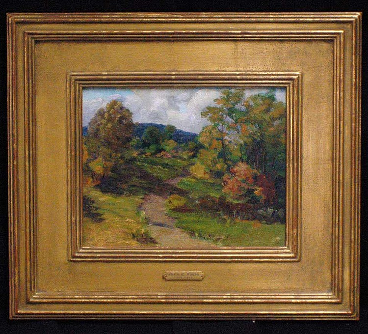 NELLIE ZIEGLER (American. 1874-1948)