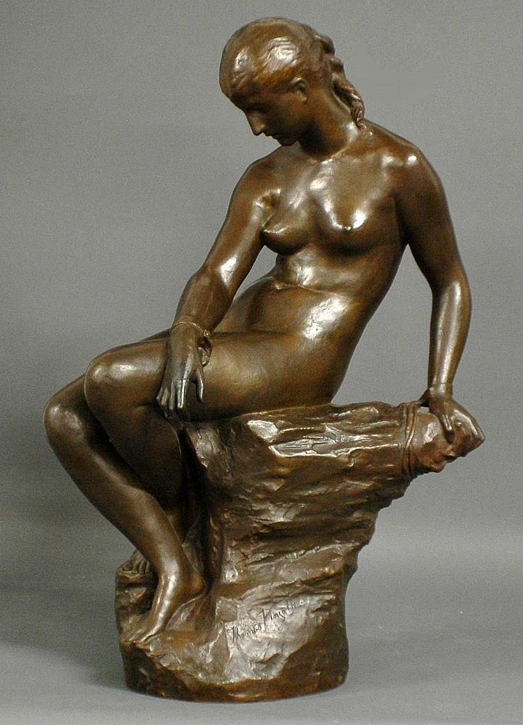 BARON THOMAS VINCOTTE (Belgian. 1850-1925)