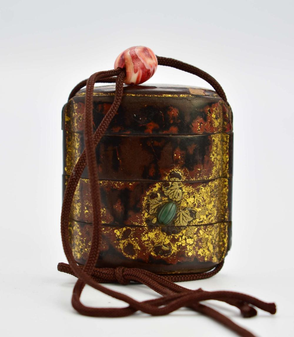 JAPANESE LACQUER INRO
