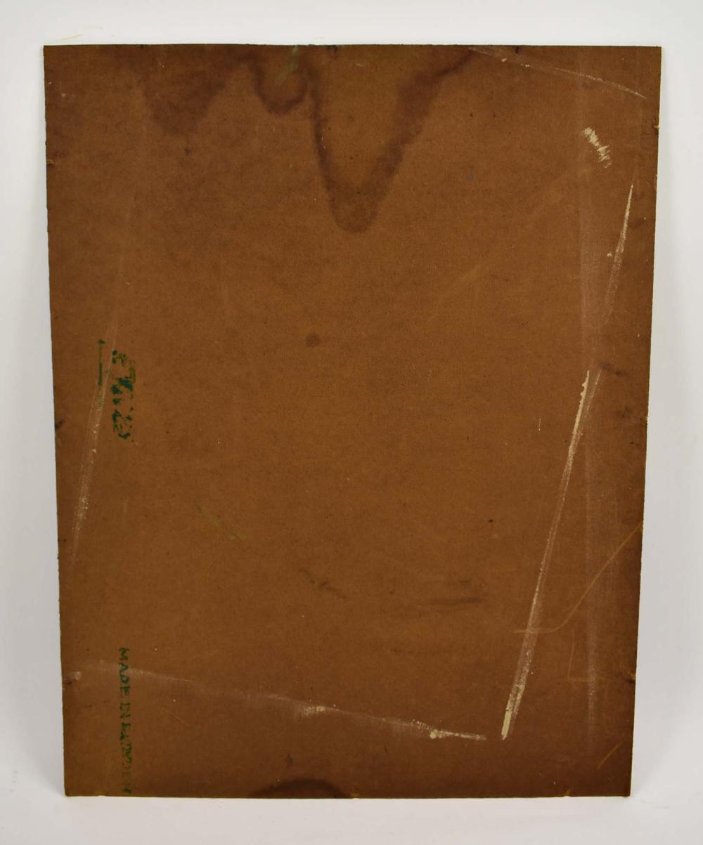 Lot 61: JACQUES ENGUERRAND GOURGUE (Haitian. 1930-1996)
