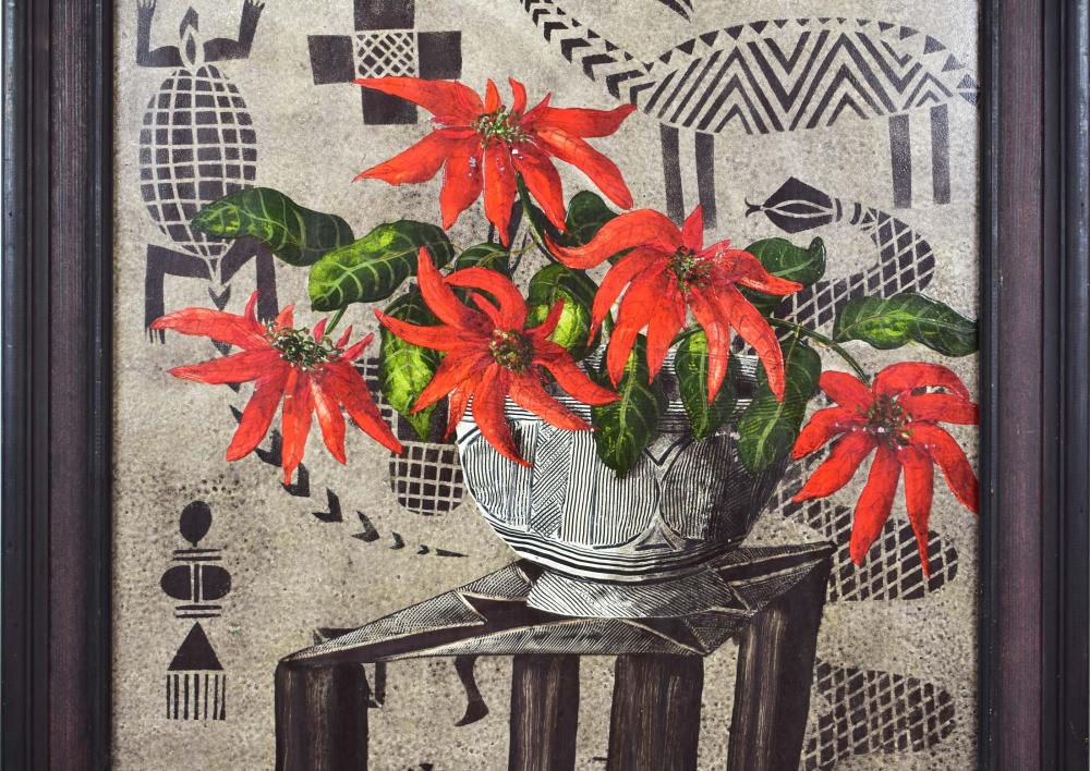 Lot 65: ALTHEA WILSON (20th CENTURY) PAINTING
