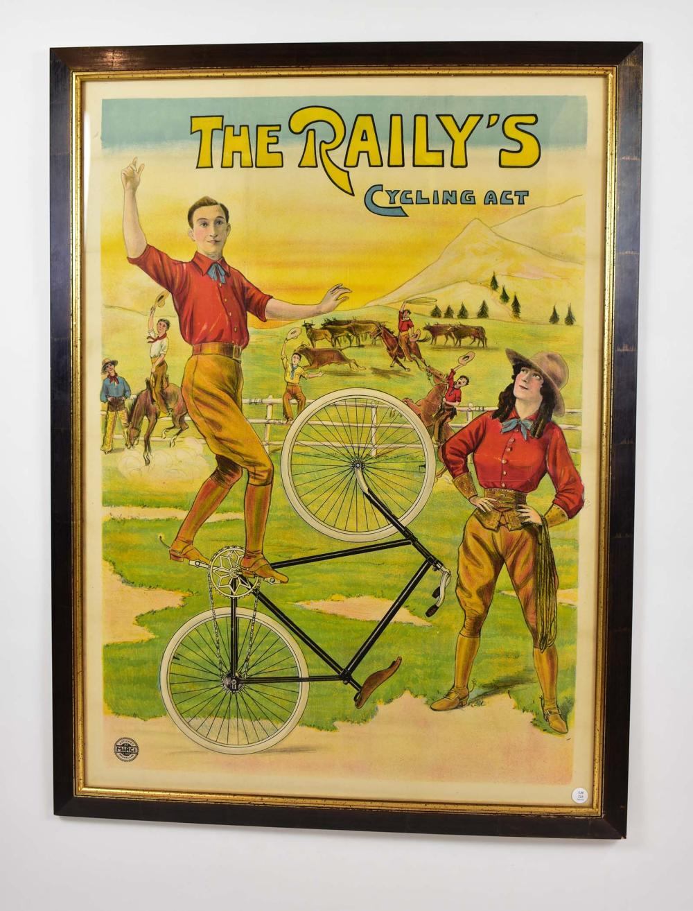 THE RAILYS CYCLING ACT