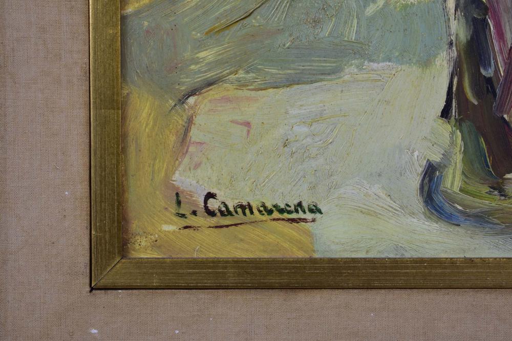 Lot 278: LUISA CAMERENA (Latin American)