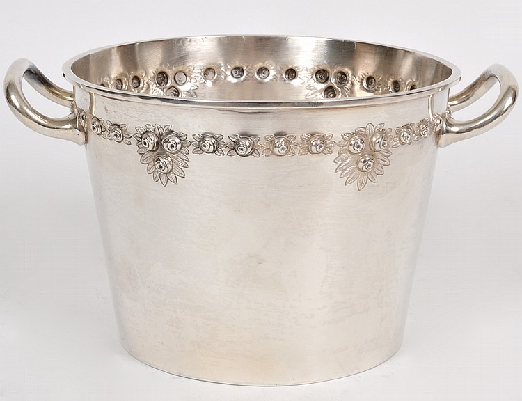 MEXICAN SANBORNE STERLING SILVER ICE BUCKET