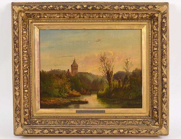 LODEWIJK JOHANNES KLEIJN (Dutch. 1817-1897)