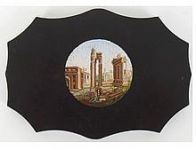 ITALIAN MICRO-MOSAIC OF THE ROMAN FORUM