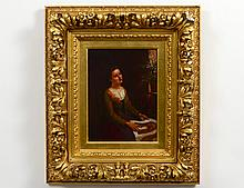 FRANZ MARIA INGENMEY (German. 1830-1878)