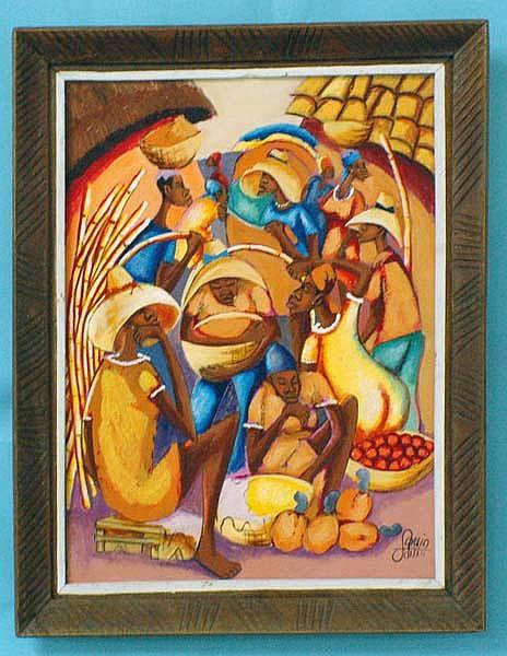 PETION SAVAIN (Haitian. 1906-1975)