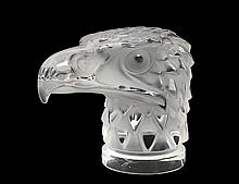 LALIQUE FROSTED CRYSTAL