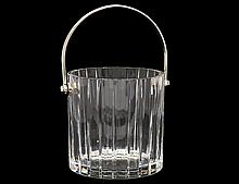 BACCARAT CRYSTAL ICE BUCKET