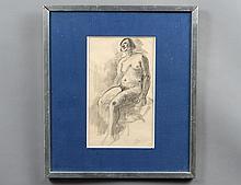 MAXIME BOULARD DE VILLENEUVE (French. 1884-1971)