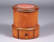 REGENCY FRUITWOOD CHAMBER STAND