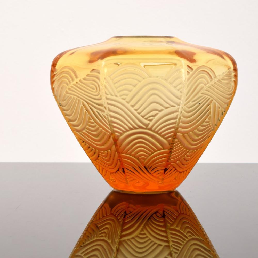 Lalique LANTERNE Vase
