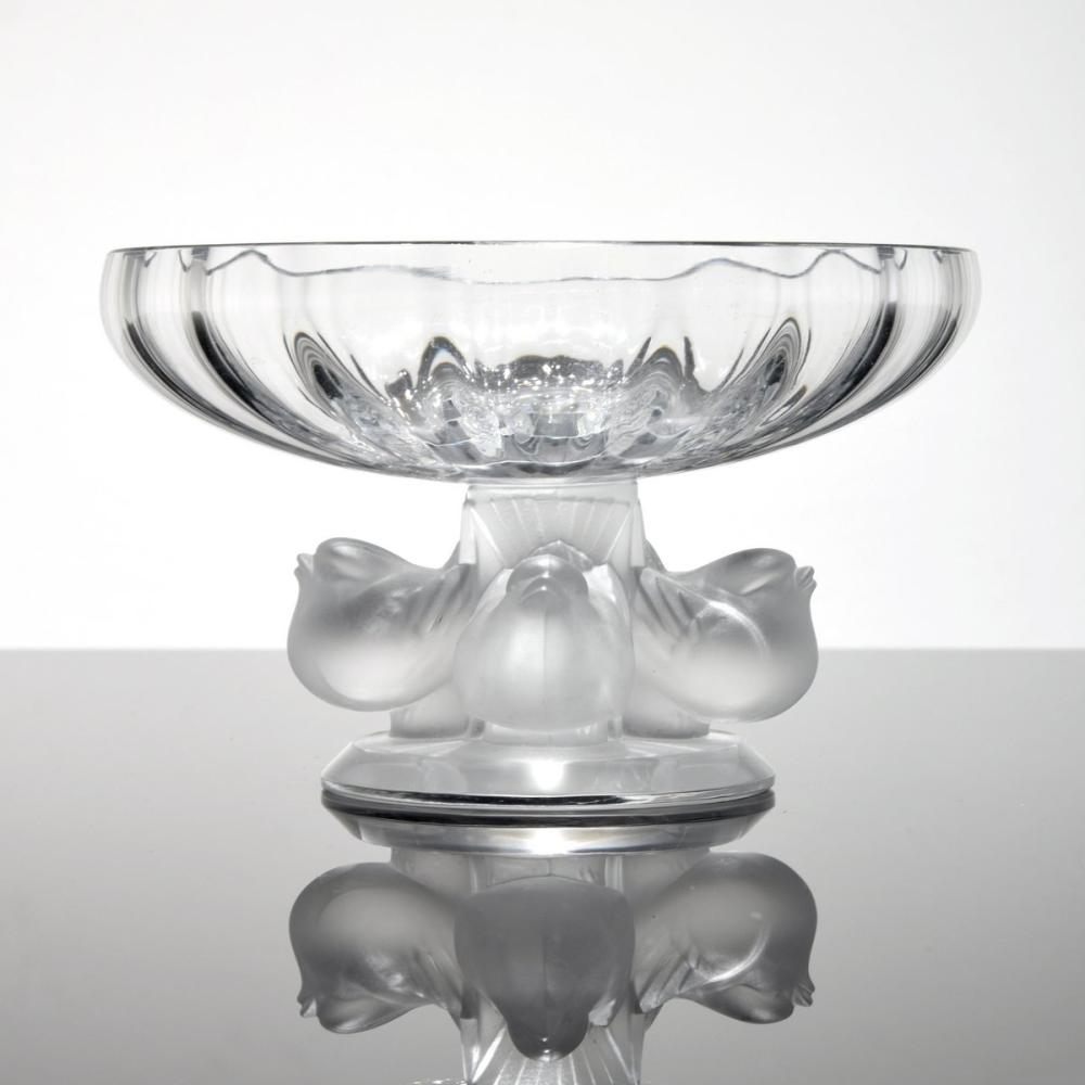 Lalique NOGENT Compote/Bowl