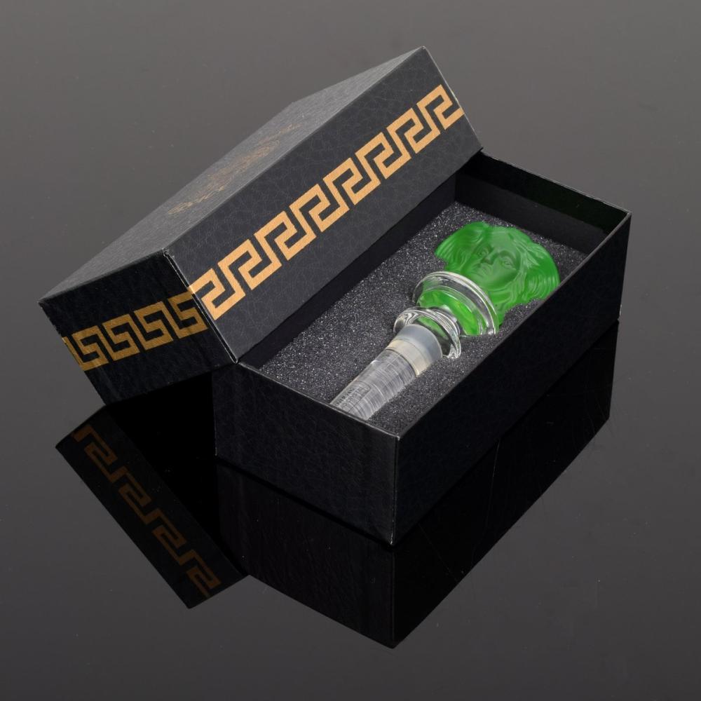 Versace for Rosenthal TREASURY MEDUSA Bottle Stopper