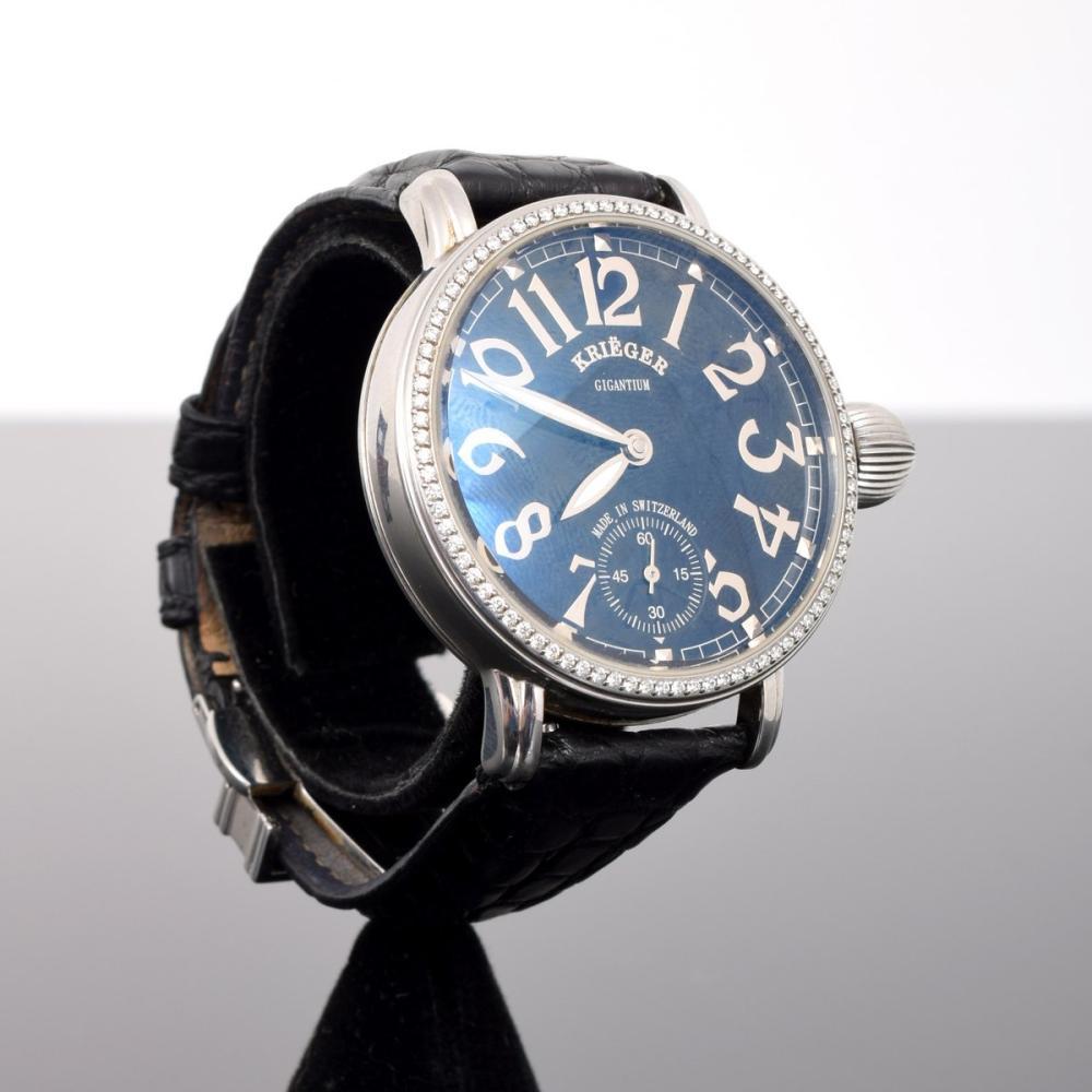 Krieger GIGANTIUM Chronograph Watch