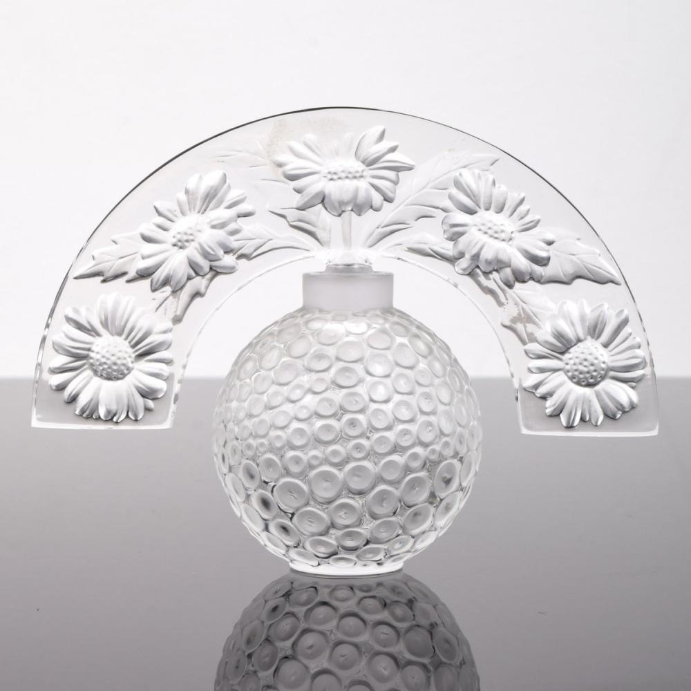 Lalique CRYSTAL FOLIE Perfume Bottle