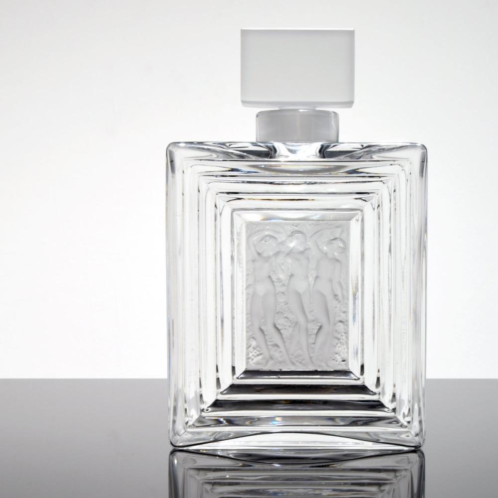 Lalique DUNCAN NO. 3 Perfume Bottle