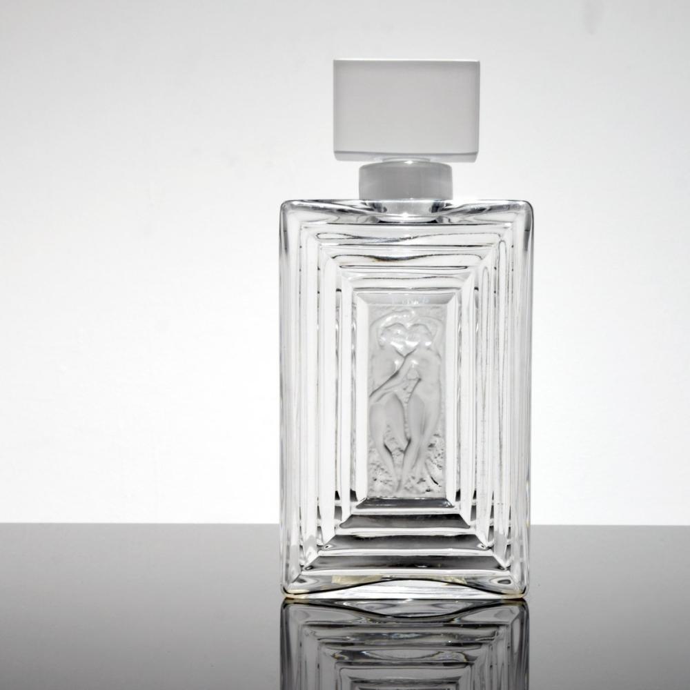 Lalique DUNCAN NO. 2 Perfume Bottle
