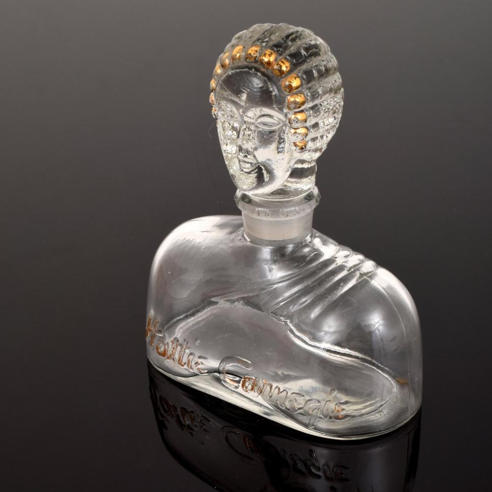 Hattie Carnegie Perfume Bottle