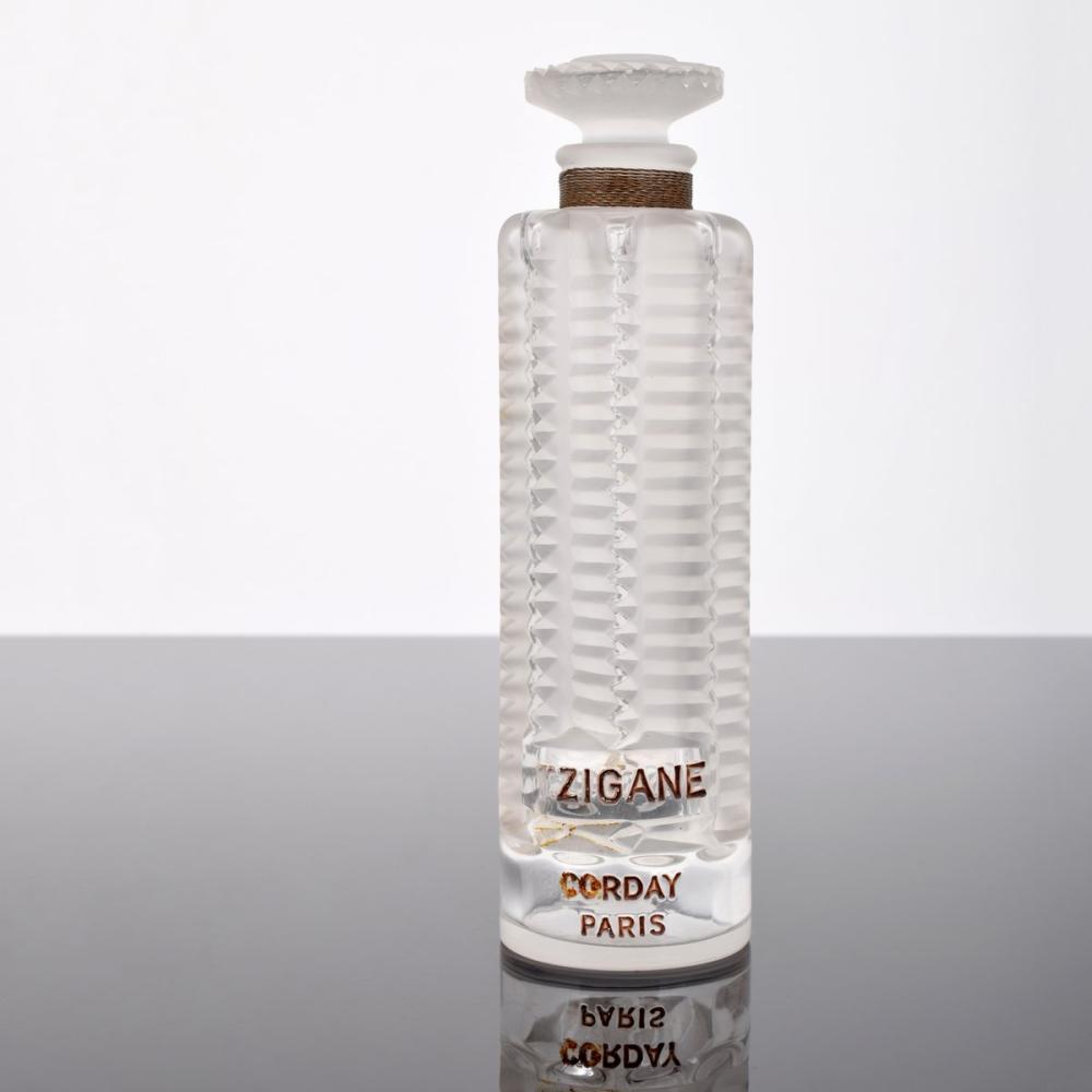 Rene Lalique for Corday TZIGANE Perfume Bottle