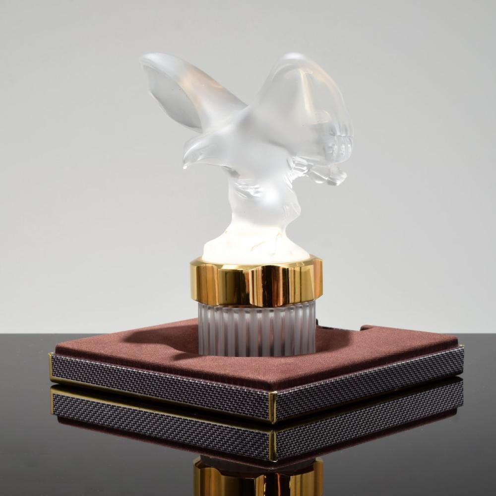 Lalique Pour Homme EAGLE MASCOT Perfume Bottle