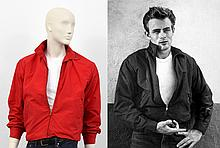 James Dean REBEL WITHOUT A CAUSE Red Jacket, 1955