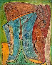 Alexander Gore Painting, Original Work