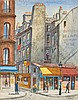 Henry Martin Gasser Watercolor Painting, Original Work, Henry Martin Gasser, $500