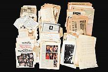 Steve Rubell Ephemera & News Clippings, Studio 54