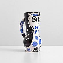Pablo Picasso CRUCHON HIBOU Pitcher