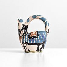 Pablo Picasso CAVALIER ET CHEVAL Vase/Vessel