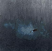 Large Corinne Jones Abstract Painting, Original Work