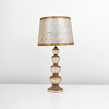 Large Frederick Cooper Lamp