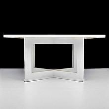 Dining Table, Manner of Karl Springer