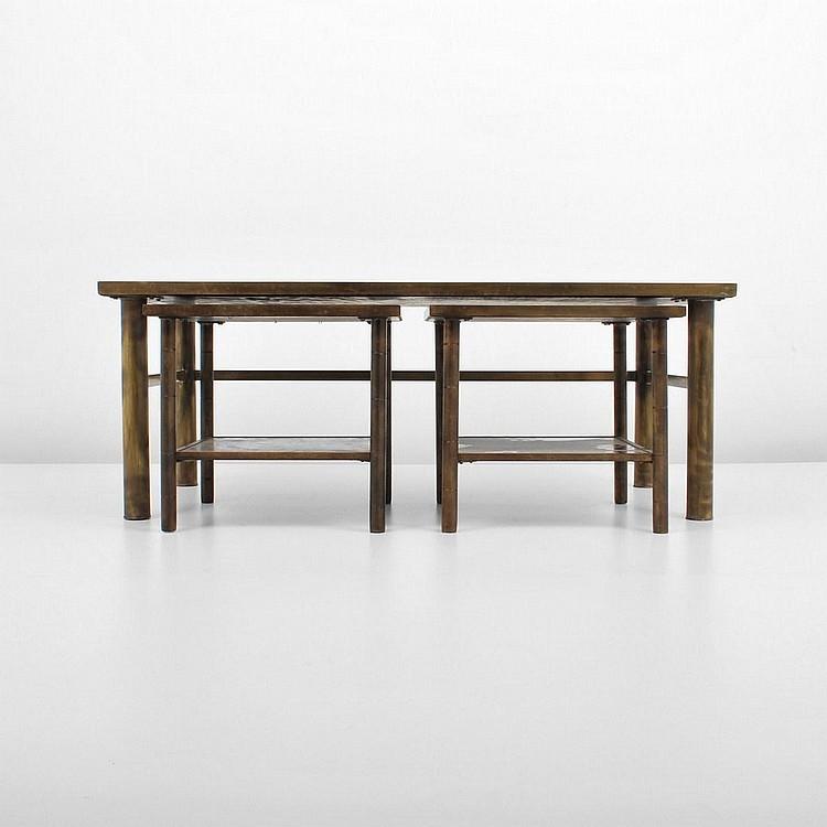 Philip & Kelvin Laverne Set of 3 Tables