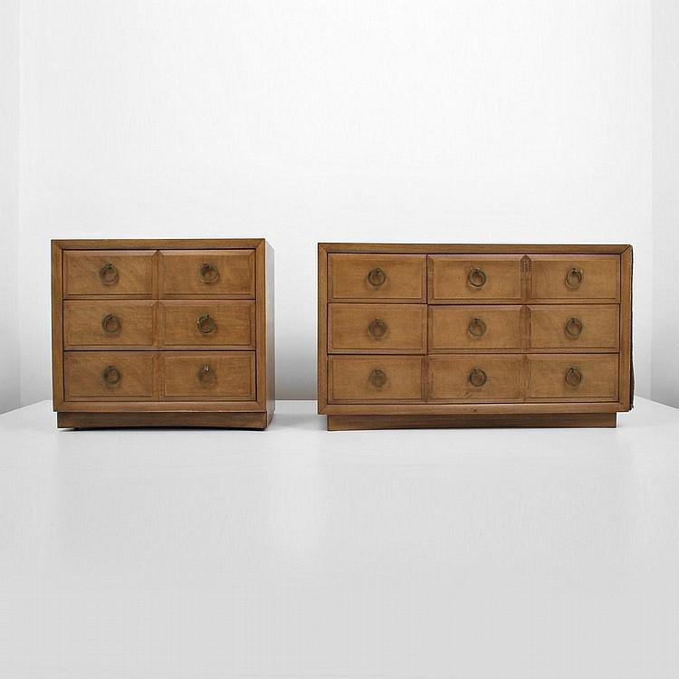Pair of T.H. Robsjohn-Gibbings Dressers