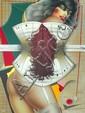 Shimon Okshteyn, Boxed Collection of 4 Serigraphs