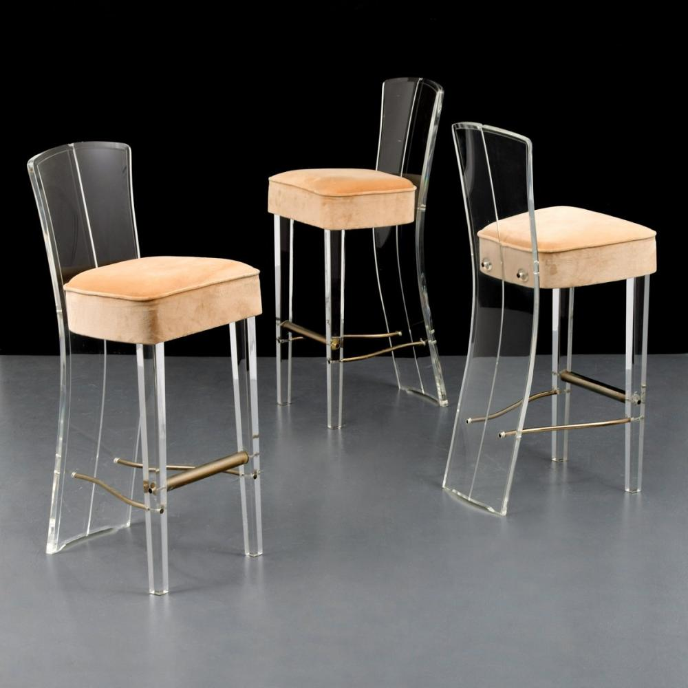 3 Hill Manufacturing Corp. Bar Stools