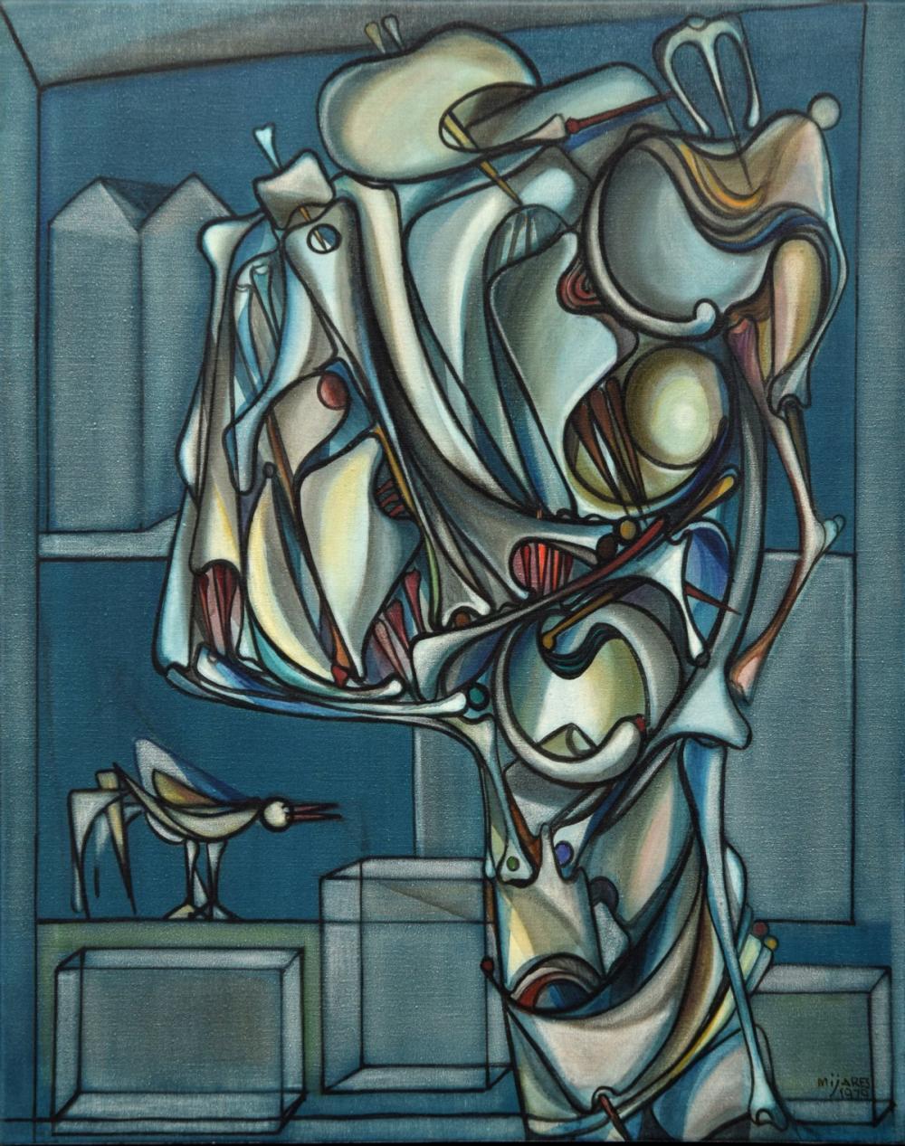 Jose Maria Mijares Painting