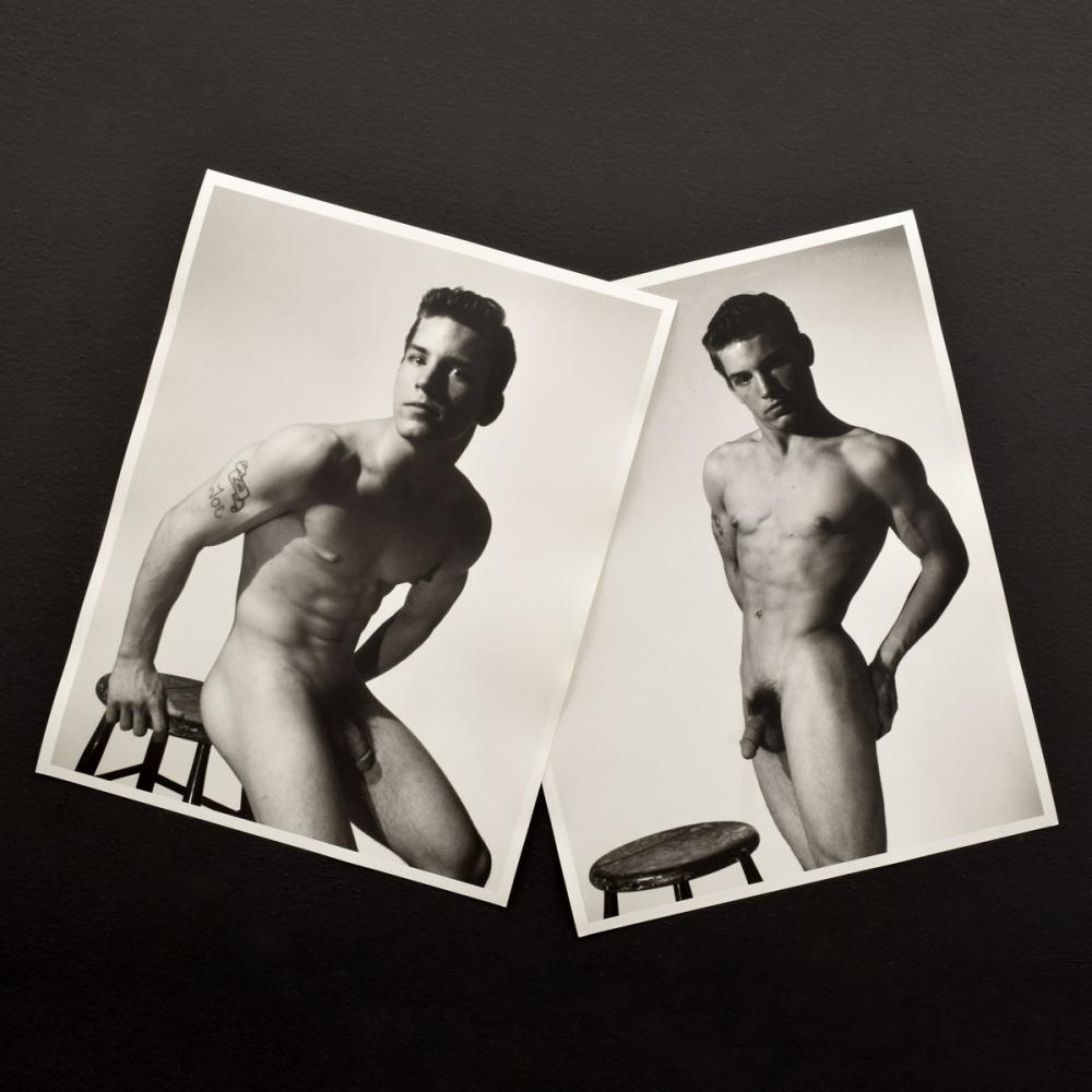 Bruce of Los Angeles Archive: The Male Physique