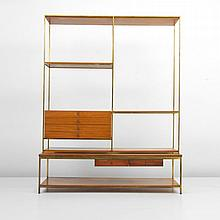 Paul McCobb Shelving Unit, Irwin Collection