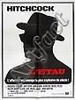 Rene Ferracci Movie Poster, Topaz, 1969, Marcelle Denyzot