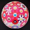START SESSION 1: Takashi Murakami FLOWERBALL 3D Lithograph, Takashi Murakami, $750