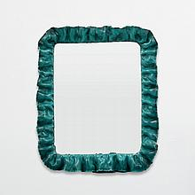 Large RIBBON Mirror, Manner of Fausto Melotti
