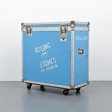 Large Rolling Stones Roadie Box