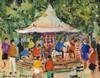 Jacques Bouyssou Painting, Original Work, Jacques Bouyssou, $750
