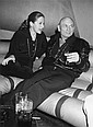 Brynner, Kleiner, West, Jagger, Studio 54 Photos