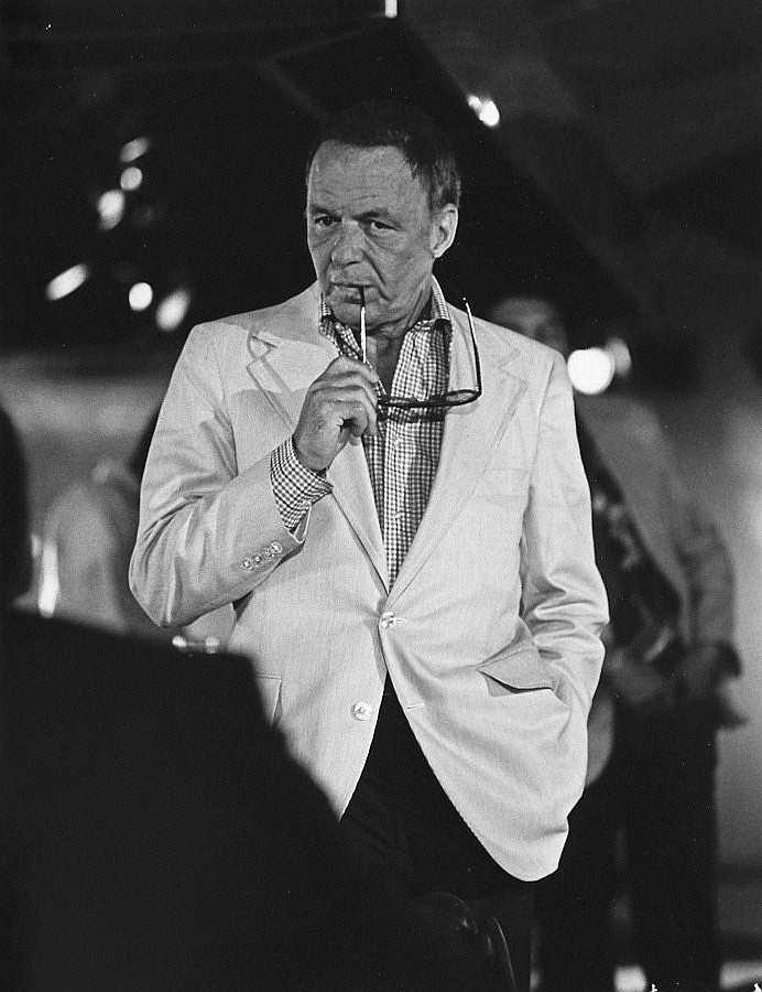 Sinatra, Rubell, Studio 54 Photos